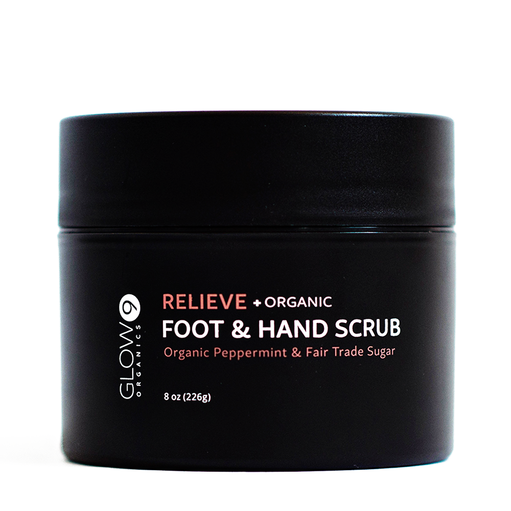 Organic Foot and Hand Scrub (Relieve)