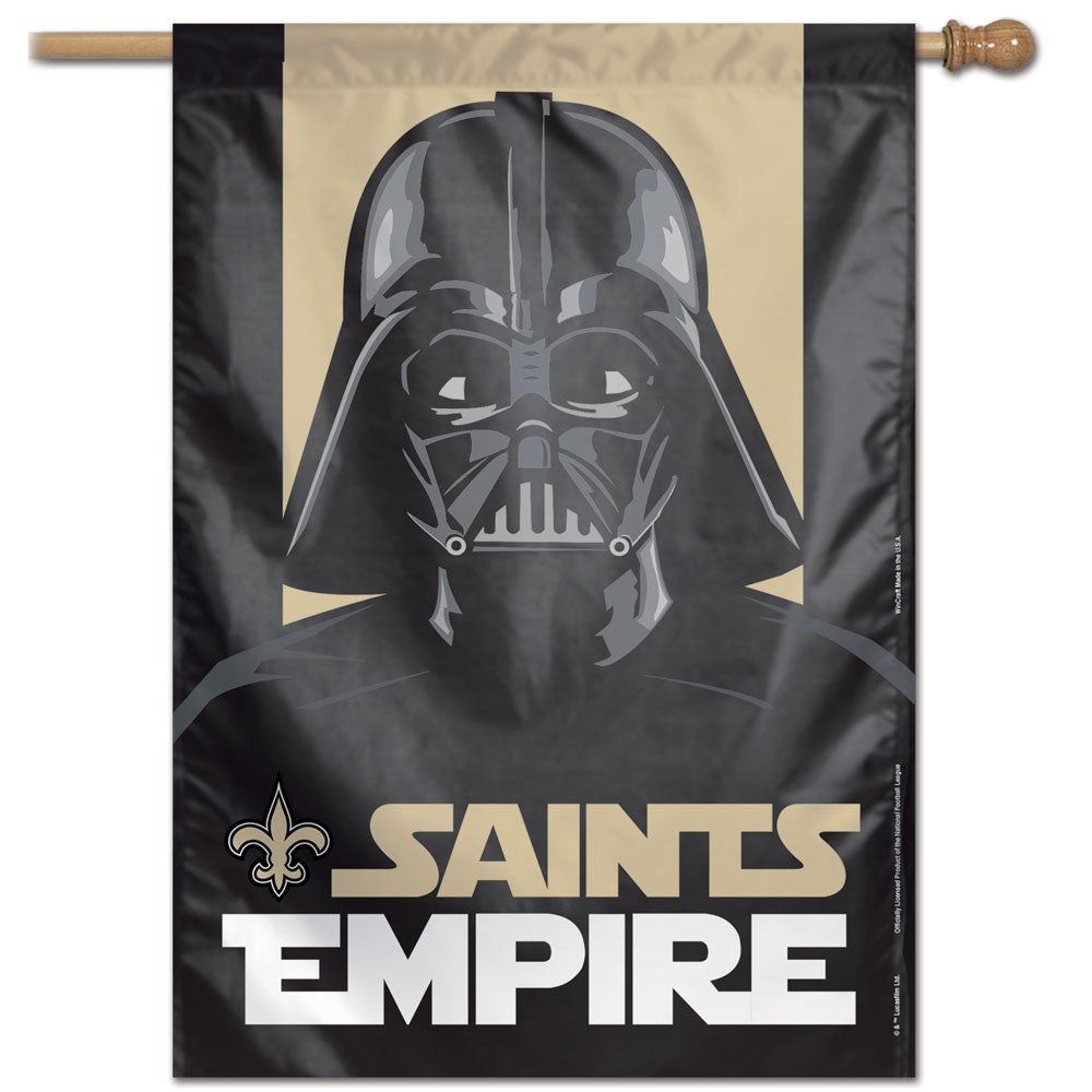 New Orleans Saints / Star Wars Vader - AtlanticCoastSports