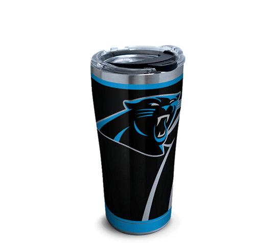 NFL® Carolina Panthers Rush Stainless Steel With Hammer Lid - AtlanticCoastSports