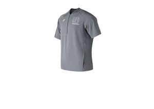 New Balance Men's 3000 Short Sleeve Batting Jacket - AtlanticCoastSports