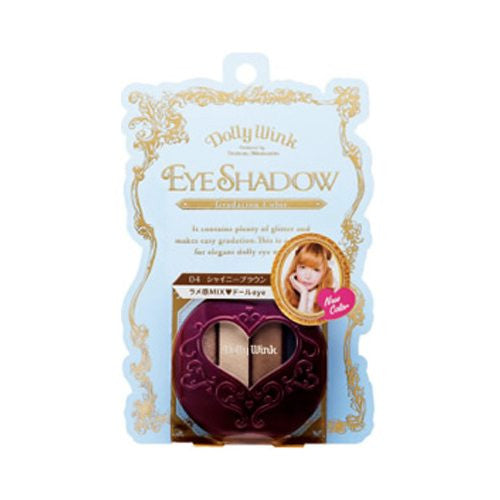 eyeshadow dolly wink