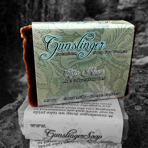 After Hours - Goat's Milk and Charcoal Soap