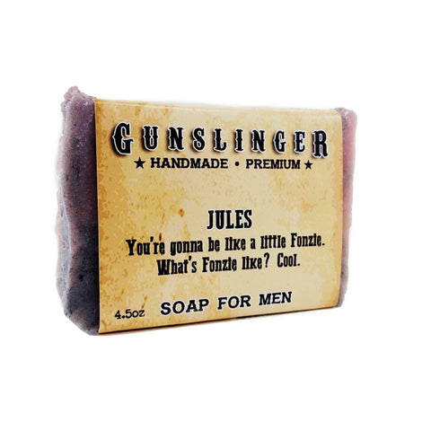 Jules - Cologne Based Bar Soap