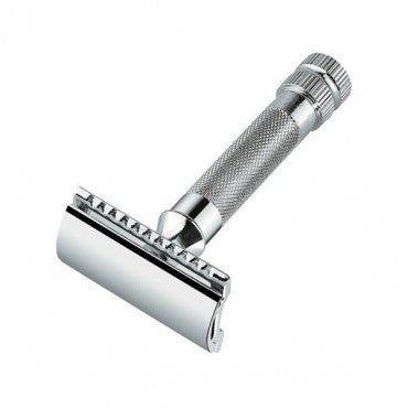 Modeled after vintage Gillette razors