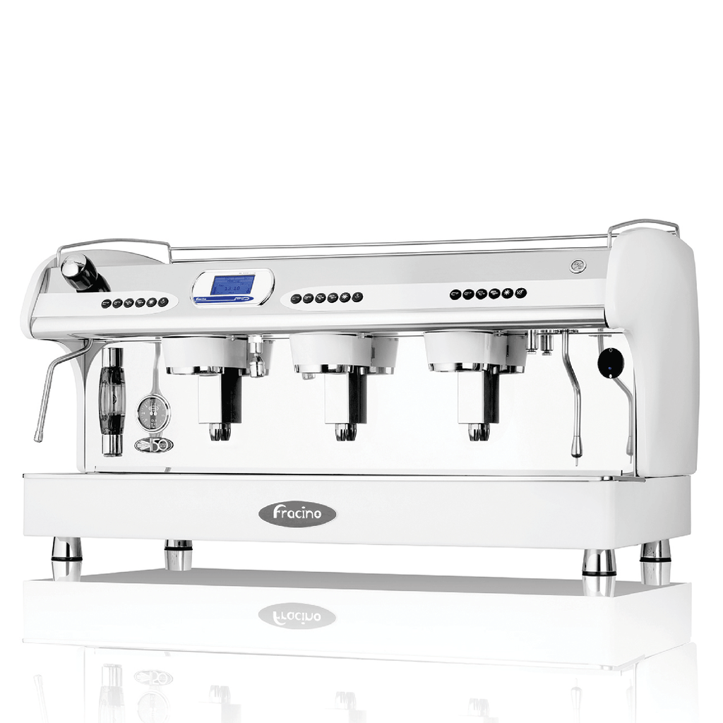 Fracino P.I.D. 3 Group Espresso Machine