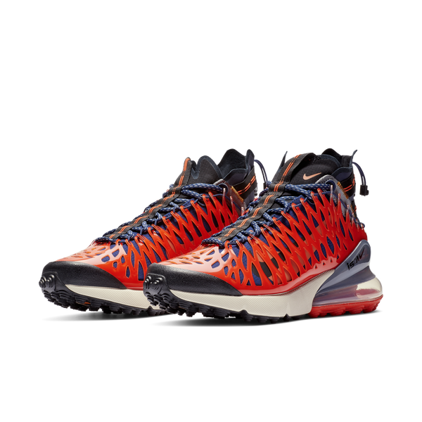NikeLab: Air Max 270 ISPA (Orange)