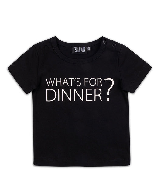CarlijnQ - WHAT'S FOR DINNER T-shirt CarlijnQ - WHAT'S FOR DINNER T-shirt, apparel, CarlijnQ, littlebelleandbeau- littlebelleandbeau