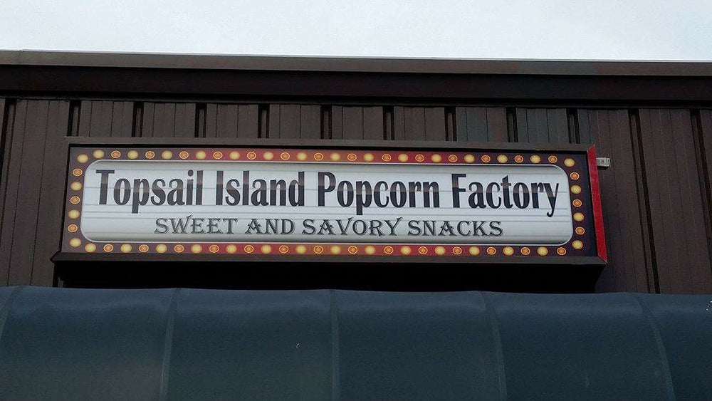 Topsail Island Popcorn Factory