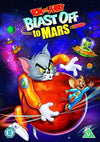 Tom And Jerry - Blast Off To Mars  [2005] DVD