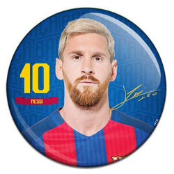 Lionel Messi | FC Barcelona Badge | GalaxT