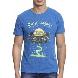 Spaceship | Rick And Morty T-Shirt | GalaxT