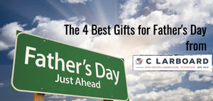 The 4 Best Gifts for Father's Day