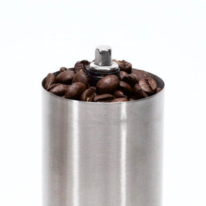 BUY THE BEST stainless steel manual coffee grinder just add the beans