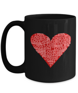 Love Forever - Coffee Mug Design - Uncle Seal