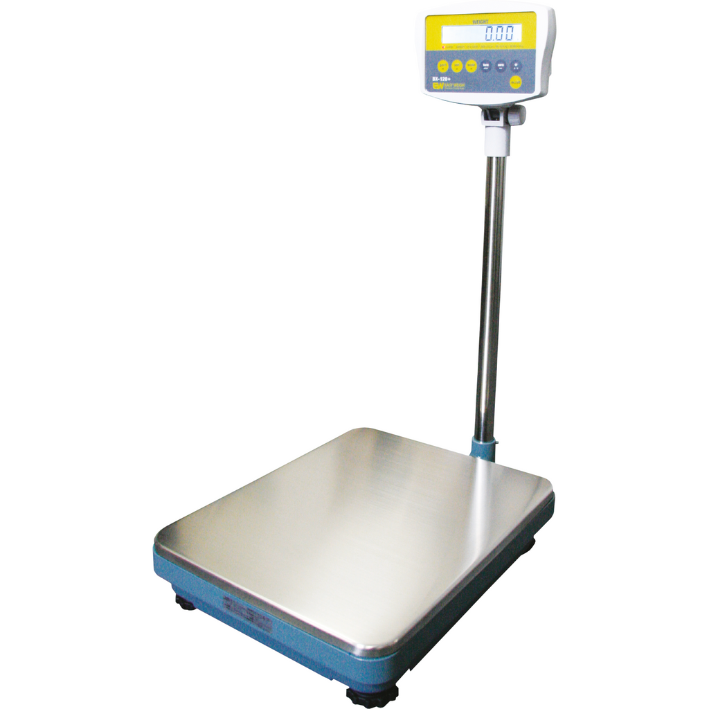 Commercial 300 Lb. Simple Bench Scale Easy Weigh - AT Faucet Bar & Restaurant Equipment New Jersey
