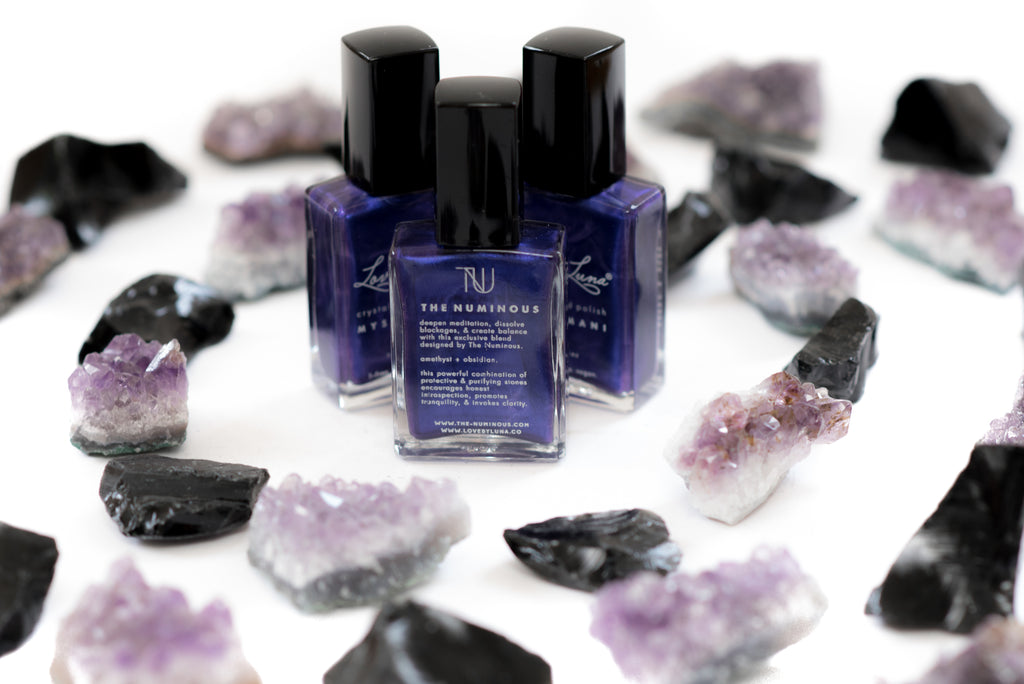 The Numinous x Love By Luna Exclusive Nail Polish Collaboration Launches