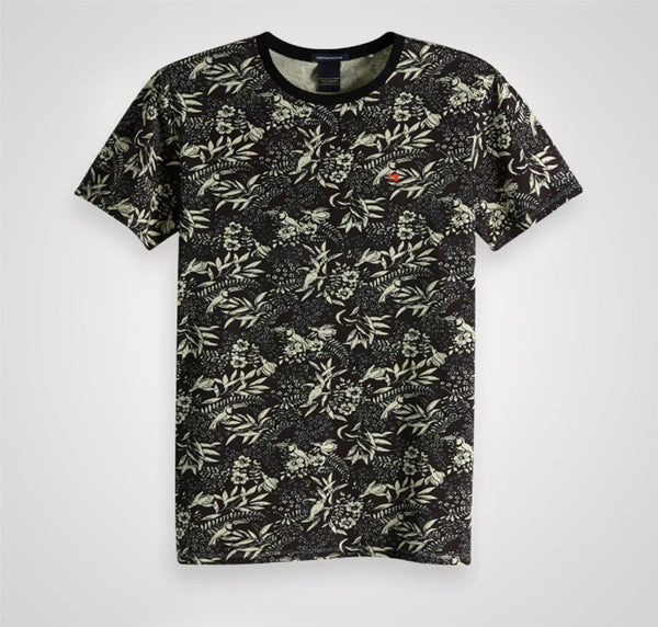 Scotch & Soda Cotton T-Shirt - Combo G