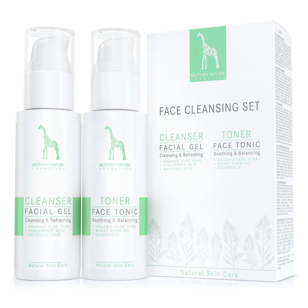 Face Cleansing Set