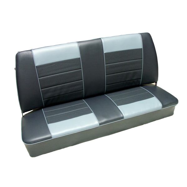 SUFFOLK REAR SEAT COVERING KIT VINYL (CABRIO) 65-72
