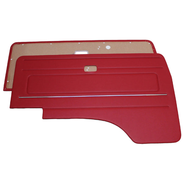 TYPE 25 LHD FRONT DOOR PANELS WITH ELECTRIC WINDOWS