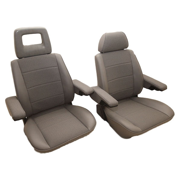 SC7372 VW T25 LATE CAPTAINS SEAT COVER KIT
