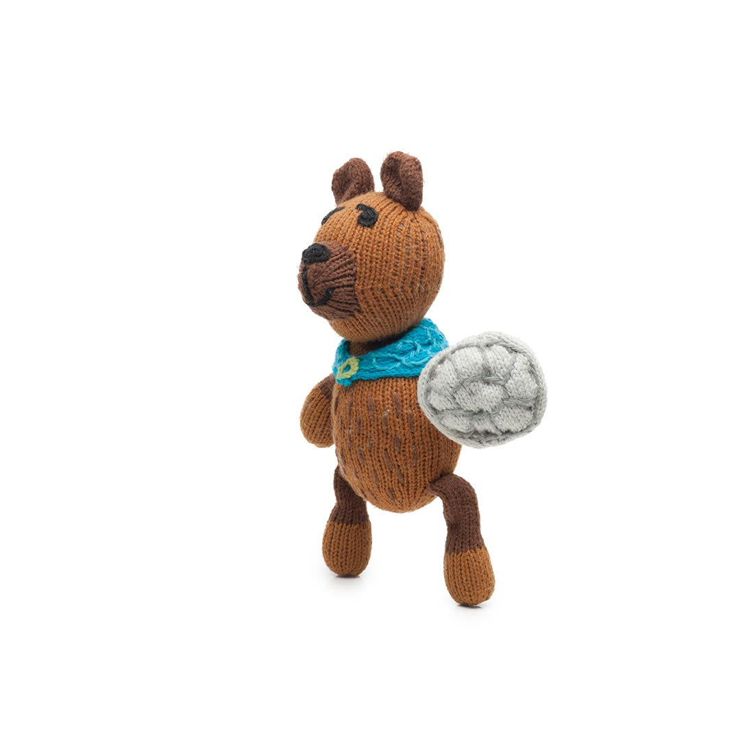 Rattle Buddy - Fredrick Bear