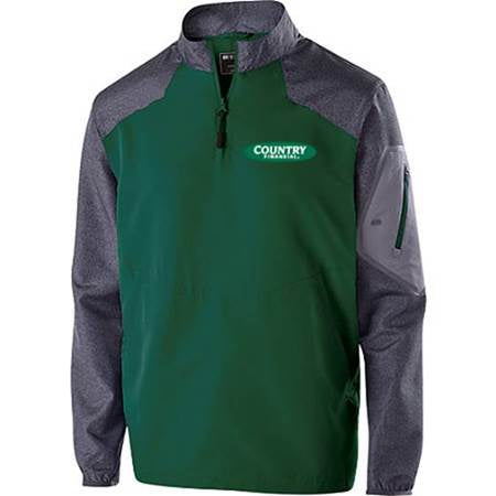 Lightweight Golf Pullover Jacket