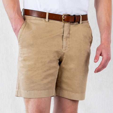 The Sand Richmond Washed Twill Short