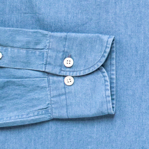 The Beacon Denim Shirt