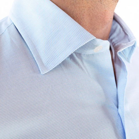The Light Blue Almont Oxford Dress Shirt