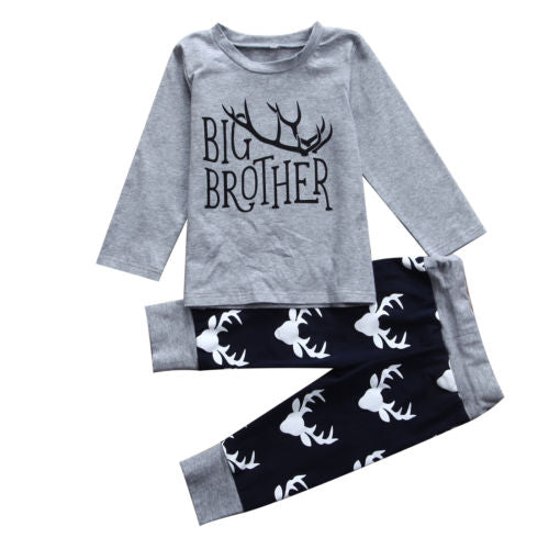 'Big Brother' Deer Outfit