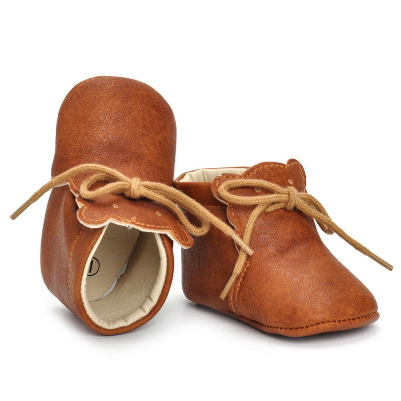 'Bear' Leather Shoes