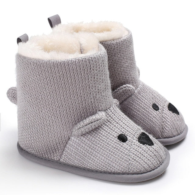 Bear Winter Booties