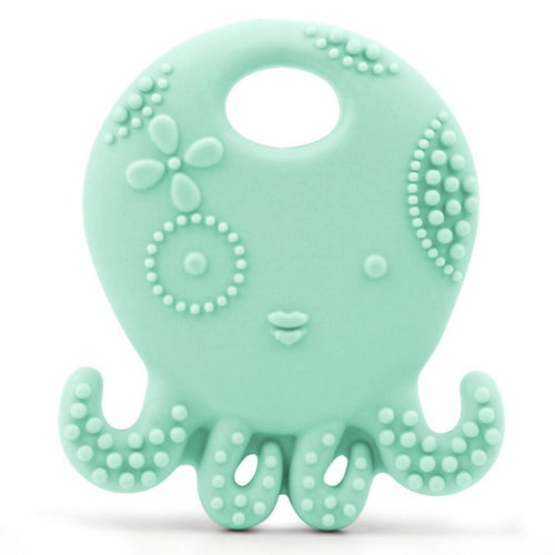 Octopus Silicone Teether