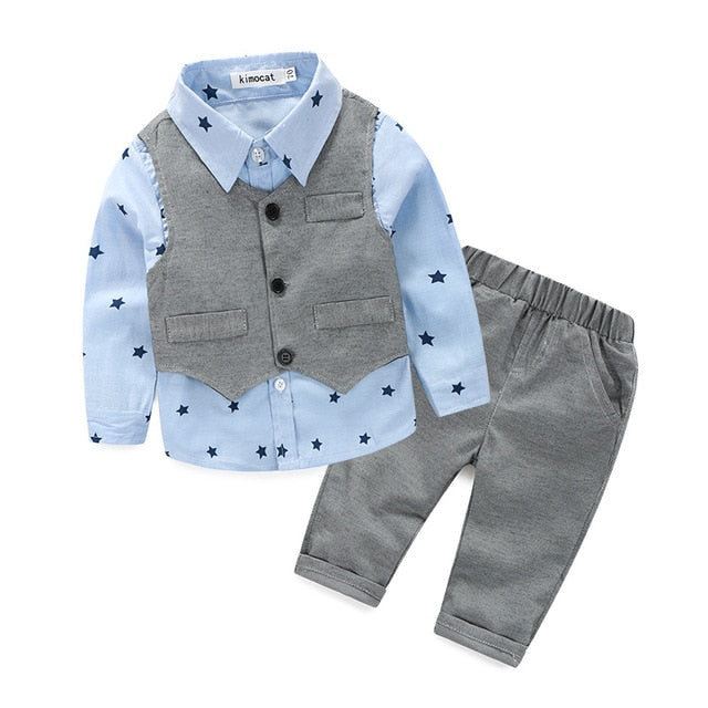 Superstar Gentleman Outfit