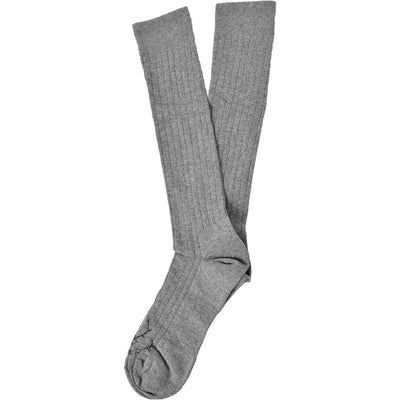 Light Grey Socks - Beckett & Robb