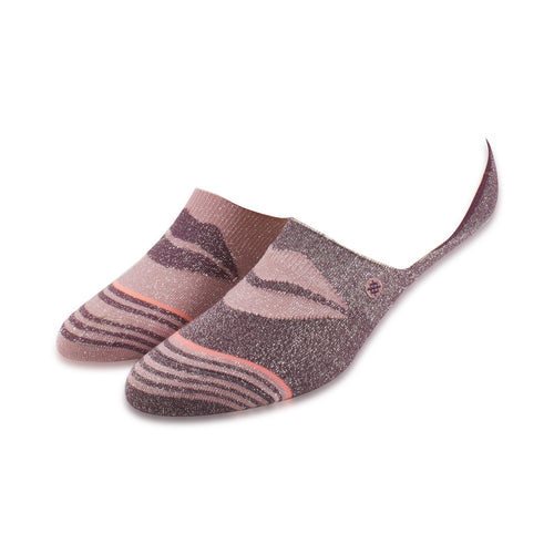 Stance Kiss Kiss Sparkle Girl's Sized Ankle Socks