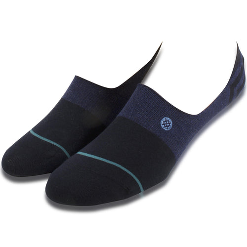 Stance Navy Blue 3-Pack Ankle Socks
