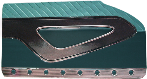 1959 Ford Galaxie Skyliner Trim 34 Door Panels