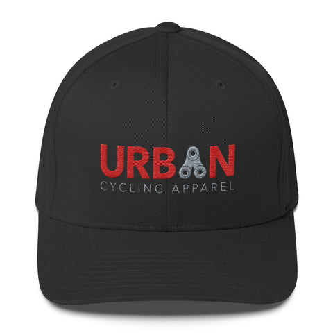 Urban Cycling Apparel Structured Twill Cap
