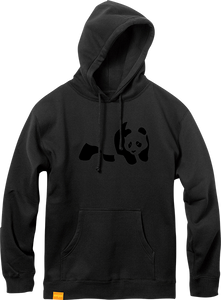 ENJOI PANDA FLOCKING HD/SWT M-BLACK