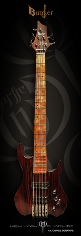 N.Y. New York Charlie Signature Bass