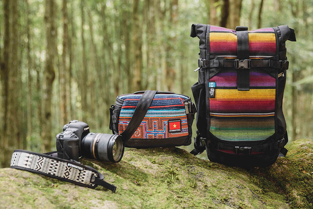 camera bags and backpacks for travel