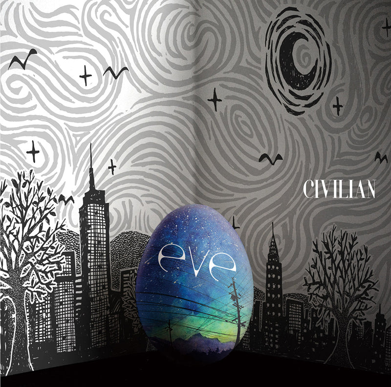 (Album) eve by CIVILIAN [Regular Edition]