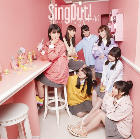 (Maxi Single) Sing Out! by Nogizaka46 [Regular Edition]