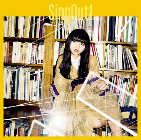 (Maxi Single) Sing Out! by Nogizaka46 [w/ Blu-ray, Type-A]