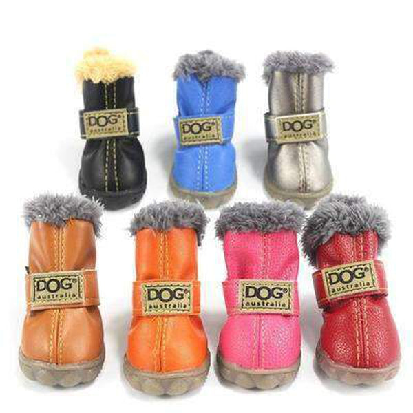 Waterproof Dog Ugg Boots - New Colors Pet Clothes Oberlo