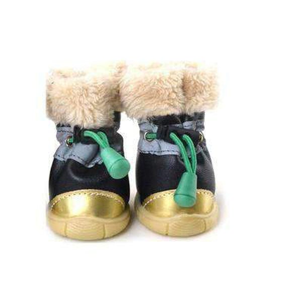 Waterproof Metallic Ugg Boots Pet Clothes Oberlo