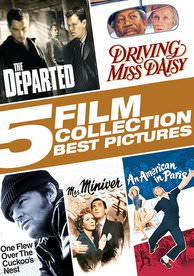 5 Film Collection: Best Pictures HD (MA/Vudu)