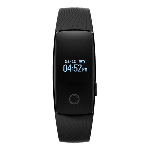 Fitness Tracker 2.0 - Waterproof & Heart Rate Monitor - Shakespurr